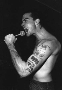 Henry Rollins cranks it to  eleven