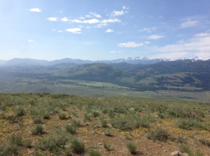 Stunning Views of the Methow Valley