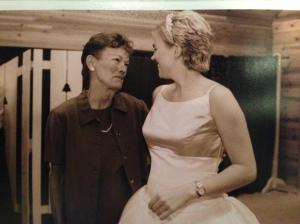 My Wedding Day, September 1999