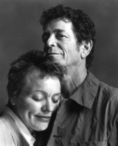 Doing it right- Lou Reed & Laurie Anderson