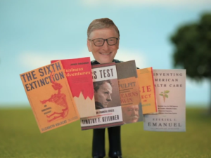 Required reading: Bill Gates annual book list
