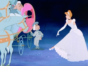 Way before Pac-Man, Cinderella INVENTED the power-up.